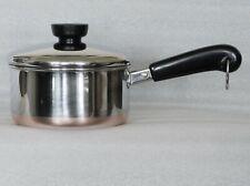 Revere Ware 1 Quart Saucepan