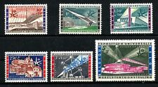 1958 Expo 58 OBP 1047/52**