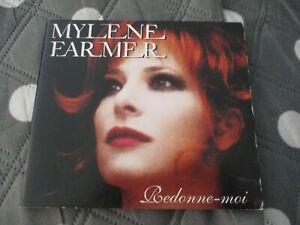 """CD DIGIPACK MAXI 2 TITRES """"REDONNE-MOI"""" Mylene FARMER"""