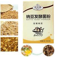 10g/Bag Active Natto Powder Starter Cultures For Health DIY Subtilis I2I4