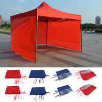 Instant Canopy Tent Sidewall Waterproof Sun Shade Outdoor Camping Accessory