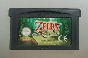 The Legend of Zelda The Minish Cap Nintendo Game Boy Advance