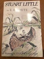 Stuart Little by E. B. White 1st Scholastic paperback 1987