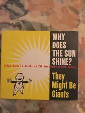Why Does the Sun Shine? [EP] by They Might Be Giants (CD, Sep-1993, Elektra...