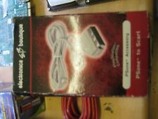 SONY PLAYSTATION 1 , 2 .PS1 , PS2 SCART CABLE LEAD (NEW) Electronics Boutique