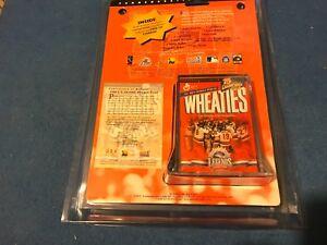 Wheaties 75 Years Champions 24K Gold Signature MIKE ERUZIONE 1980 Olympic Hockey