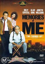 MEMORIES of ME (Billy CRYSTAL Alan KING Jobeth WILLIAMS) COMEDY Film DVD Reg 4