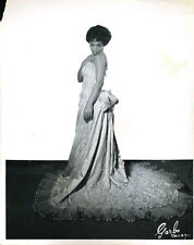 "Eartha Kitt Original 8x10"" Photo #H4286"