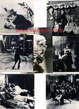 Diana Rigg Patrick Macnee Set Of 7 The Avengers Photos #M1156