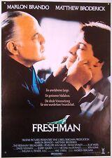 Freshman MARLON BRANDO / MATTHEW BRODERICK - Filmplakat DIN A1 (gerollt)
