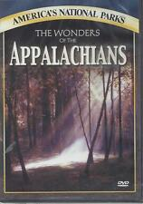 AMERICA'S NATIONAL PARKS  THE WONDERS OF THE APPALACHIANS Kenny Rogers NEW DVD
