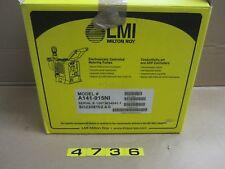 LMI MILTON ROY A141-915NI METERING PUMP