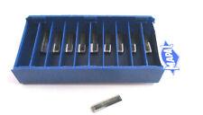 10 Wendeplatten für Reibahlen AS91R6YM mit AS Anschnitt von Mapal Neu H14986