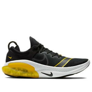 Nike Joyride Run Flyknit FC Trainers Air Black/Yellow CT1521 001