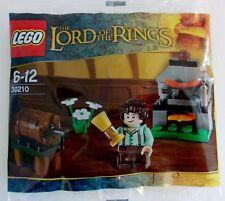 Lego El Señor De Los Anillos 30210 Frodo de esquina de cocción