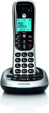 Motorola CD4011 1-Handset Digital Cordless Telephone with Answering Machine