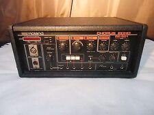 Vintage ROLAND RE-501 CHORUS ECHO Space Tape Delay re-201 555 Fantasic Shape