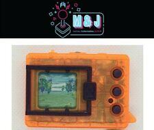 BanDai Digimon 1997 Transparent Orange With Purple Tested Rare -(Aussie Seller)
