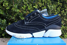 ADIDAS ORIGINAL MEGA BLUE SZ 9 MEGA TORSION BLACK 1 WHITE G51366