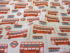 blanco y Rojo Londres Autobuses/BuStop Británico