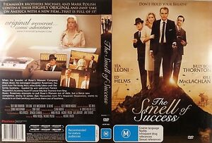 The Smell Of Success (DVD 2009)  Tea Leoni, Billy Bob Thornton