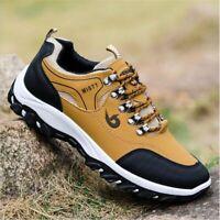 Zapatos De Invierno Caliente Para Hombres Zapatillas De Viajes Casuales Comodas