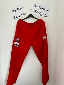 LSR20206 Player Issue Japan Rugby Track Pant (with Pockets) - XL