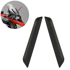 Pair Windshield Trim For BMW K51 R 1200 GS ADV 2012-2018 K50 R1200GS 2011-2018