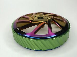 Scooter GY6 150cc High Performance Forged MB Clutch Bell Green