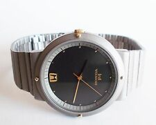 Men's HONDA F1 Quartz Watch. 34mm Grey Dial. Water Resistant 50M
