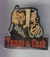 RARE PINS PIN'S .. CINEMA MOVIE FILM SYLVESTER STALLONE RUSSELL TANGO & CASH ~DI
