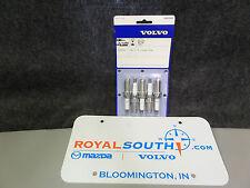 Genuine Volvo Spark Plug Kit for C70 S40 V50 C30 OE OEM 30650843