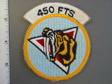1970's USAF issue 450 Flying Training Squadron patch, brand new never issued
