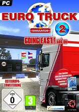 Euro Truck Simulator 2: Going East! (Add-On) - PC Game - *NEU*