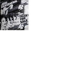 JAN AKKERMAN: Talent for sale (1968) ESOTERIC CD Neu