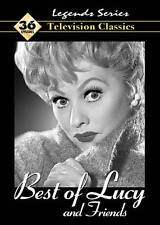 Best of Lucy and Friends (DVD 4-Disc Set, Tin Case) I Love Lucy Lucille Ball