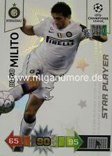 ADRENALYN XL CHAMPIONS LEAGUE 10/11 Diego Milito S