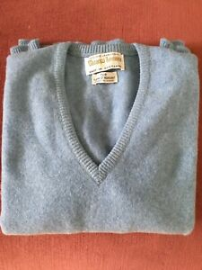 pull 100%pur laine d'agneau LAMBSWOOL ecosse taille 36/38