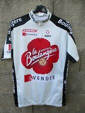 Maillot cycliste BRIOCHES LA BOULANGERE 2004 shirt VOECKLER CHAVANEL maglia 5 XL