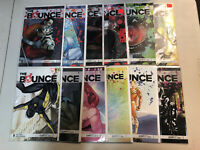 The Bounce (2013) #1 - 12 (VF/NM) Complete Set
