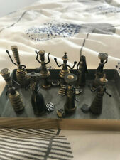 Hans Teppich 9 Figurines Biblique Israël