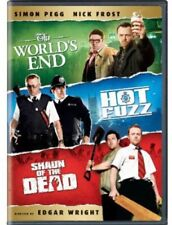 The World's End / Hot Fuzz / Shaun of the Dead [New Dvd] 3 Pack, Snap