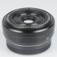 BRAND NEW FUJIFILM FUJINON XF 27MM F2.8 LENS BLACK