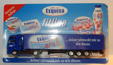 GRELL HO 1/87 CAMION REMORQUE TRUCK TRAILER MAN TGA EXQUISA PRODUITS LAITIERS