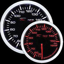 Manometro Temperatura Olio 50-150° tuning DEPO Racing N Strumento aggiuntivo