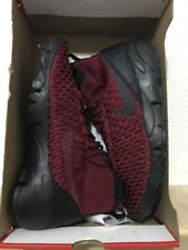 Nike Air Footscape Magista Flyknit FK FC Red UK 8.5US 9.5