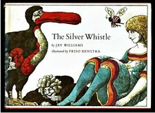THE SILVER WHISTLE Jay Williams, Friso Henstra Parents Magazine HCDJ 1ST EDITION