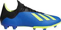 adidas X 18.3 Firm Ground Mens Football Boots - Blue