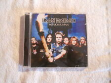"Iron Maiden ""The Wicker Man"" 4 Tracks cd  2000 Emi Records NEW"