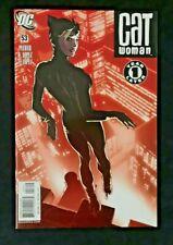 2006 DC Catwoman Comic Book 53 2nd Print AH Adam Hughes Cover